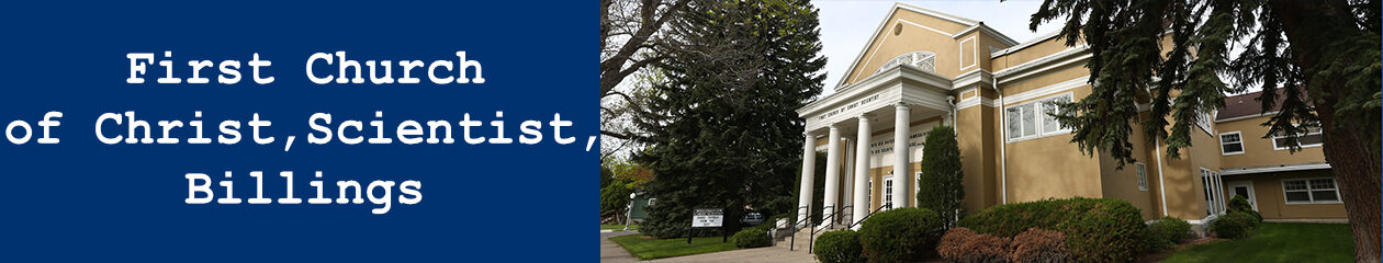 First Church of Christ Scientist – Billings